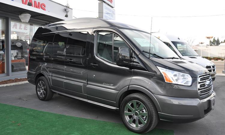 Inventory Spotlight: 2016 Ford Transit by Explorer Vans ...