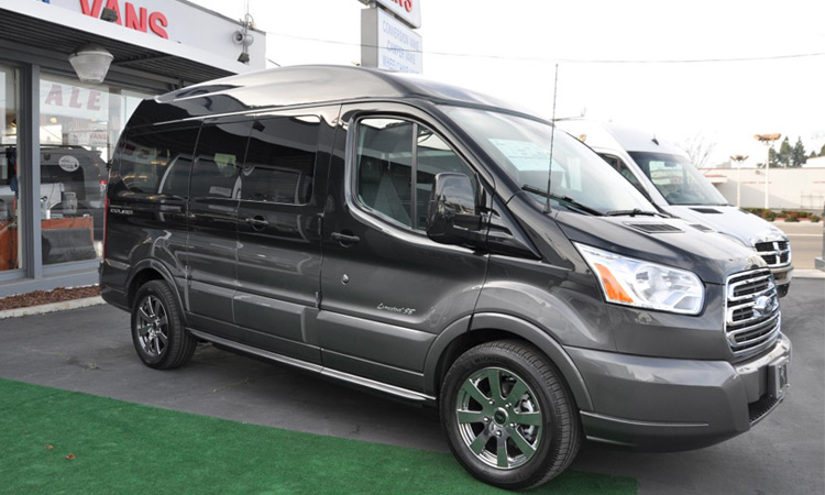 Explorer Conversion Vans 2015 Ford Transit 150