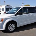 Dodge Grand Caravan Wheelchair Conversion Vans