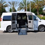 Chevrolet Express 2500 Luxury Conversion Mobility Van