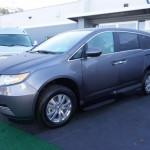 Honda Odyssey VMI New vs. Used: Compare and Contrast
