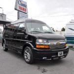 9 Passenger Chevrolet/GMC Vans by Explorer