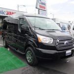 2017 Ford Transit 7 & 9 Passenger Vans by Explorer