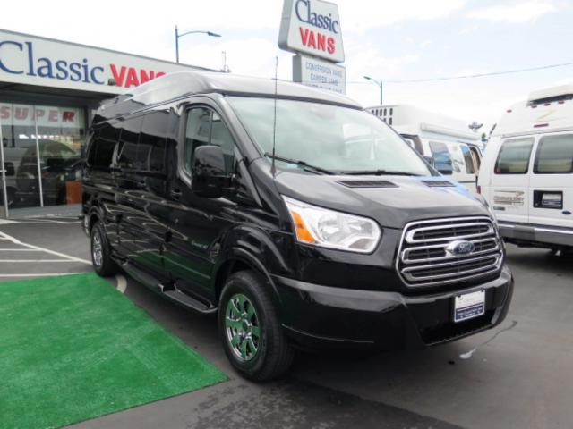 Built Ford Tough The 2017 Transit Is Just That However By Explorer Vans Combines Toughness Reliability With Luxury Comfort