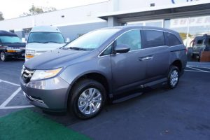 Wheelchair Minivans A Side By Comparison Of Makes And Lifts