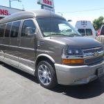 Inventory Spotlight: 2013 Chevrolet Express 2500 Explorer 9-Passenger Conversion