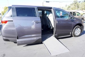wheelchair van financing options