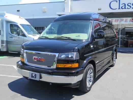GMC Savana conversion van