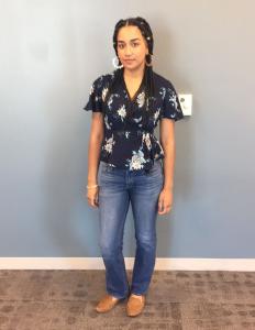 Leila Brandao dos Santos, 2019 scholarship winner